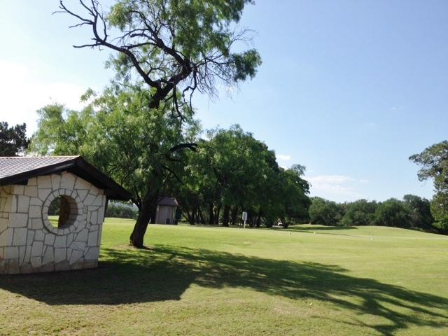 Lions Municipal Golf Course Muny Iconic House